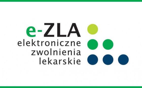Elektroniczne zwolnienie EZLA
